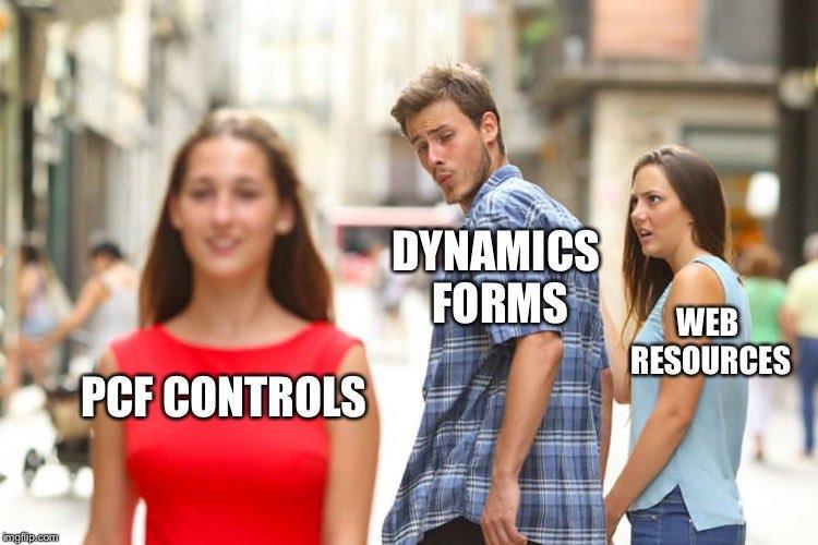 Desarrollar Custom Control para Dynamics 365